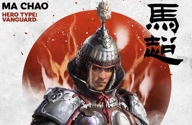 Ma Chao, total war three kingdoms