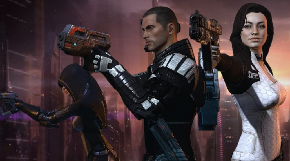 Mass Effect 2, Best Games With a Karma or Morality System