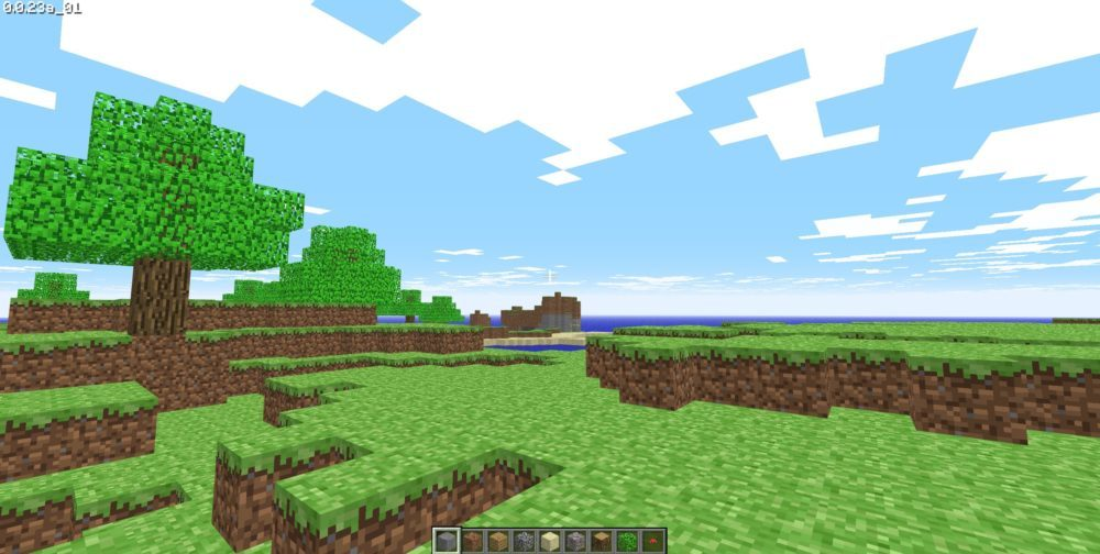 Minecraft Classic Is Now Free to Play in Your Web Browser
