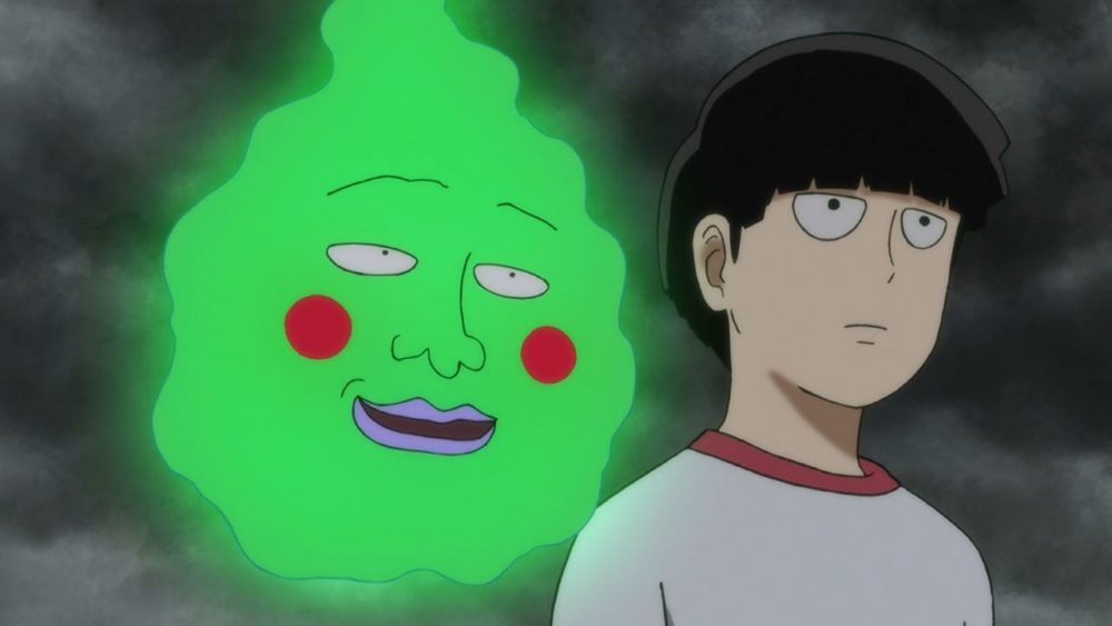 Mob Psycho, Anime