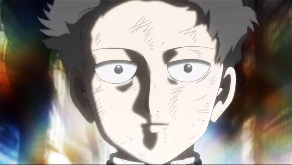 mob psycho 100, Naruto, Talk No Jutsu