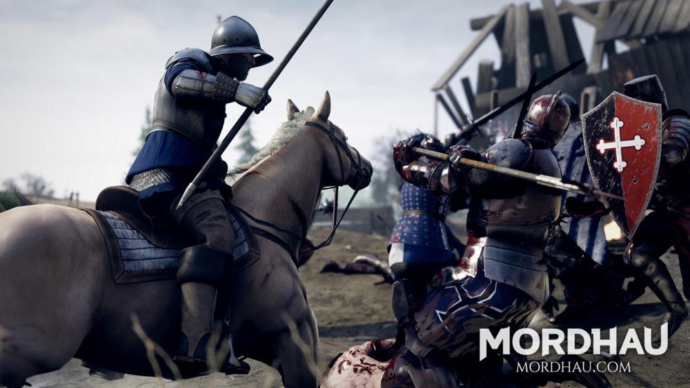 mordhau, throw weapons