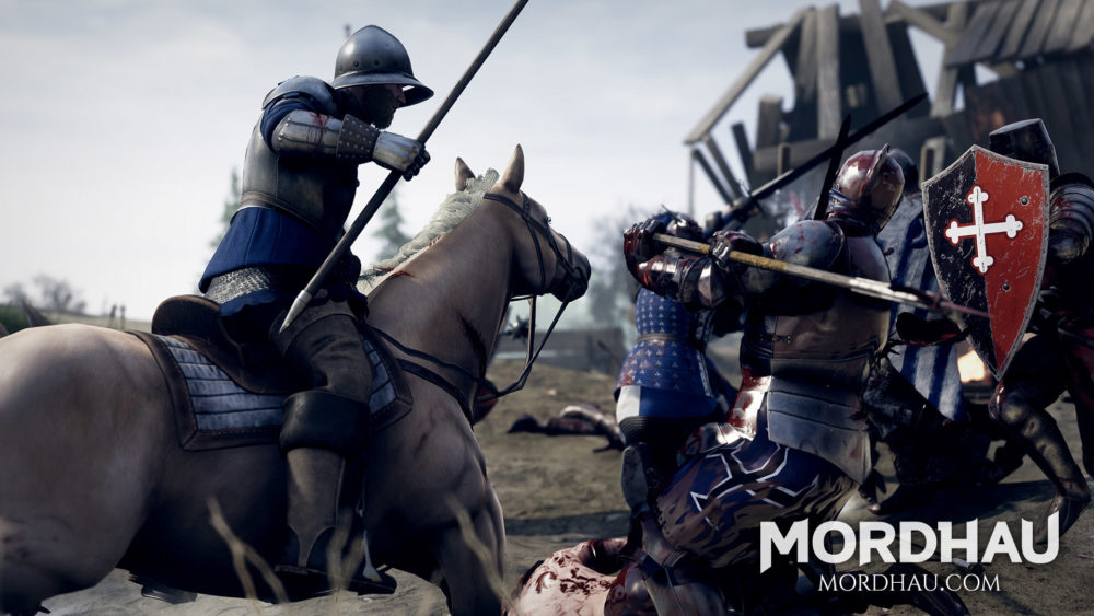 mordhau, spin your sword
