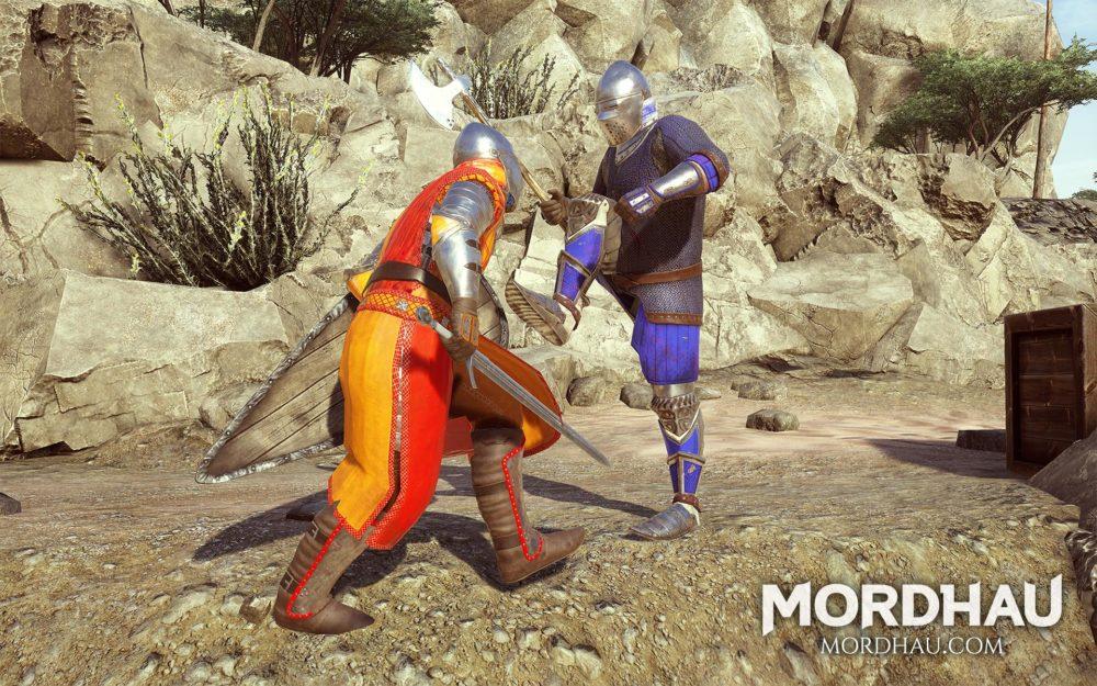 Mordhau: How to Beat Shields