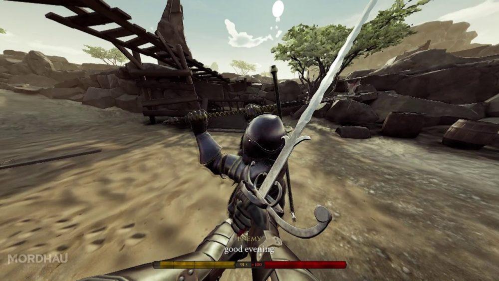 Mordhau: How to Chamber