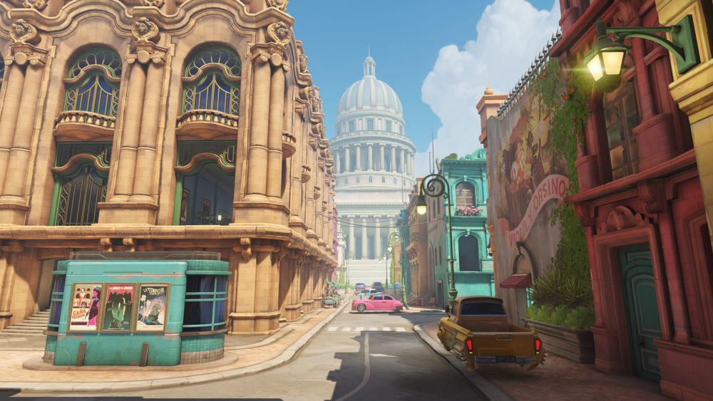 New Overwatch Map Havana