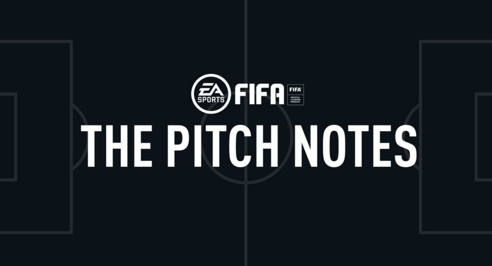fifa pitch notes