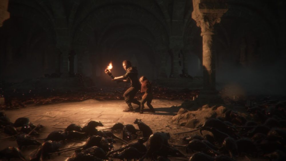 a plague tale innocence, trailer, accolades trailer