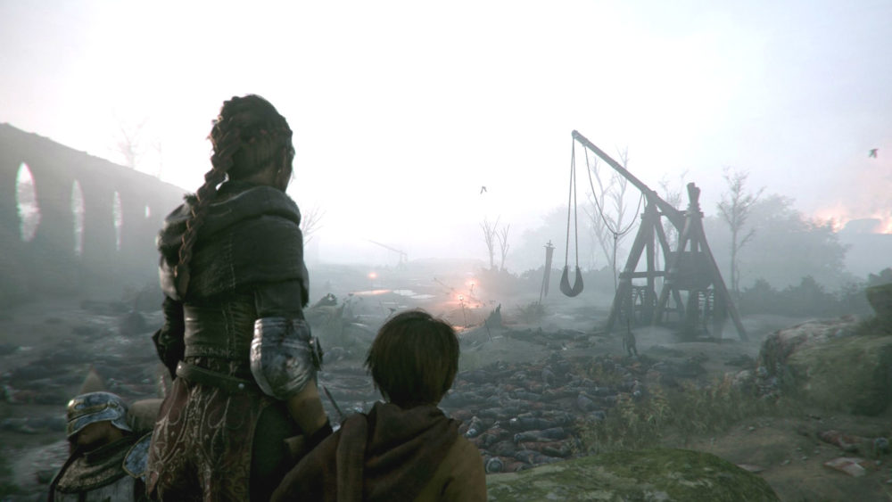 Plague Tale Innocence, Xbox One X