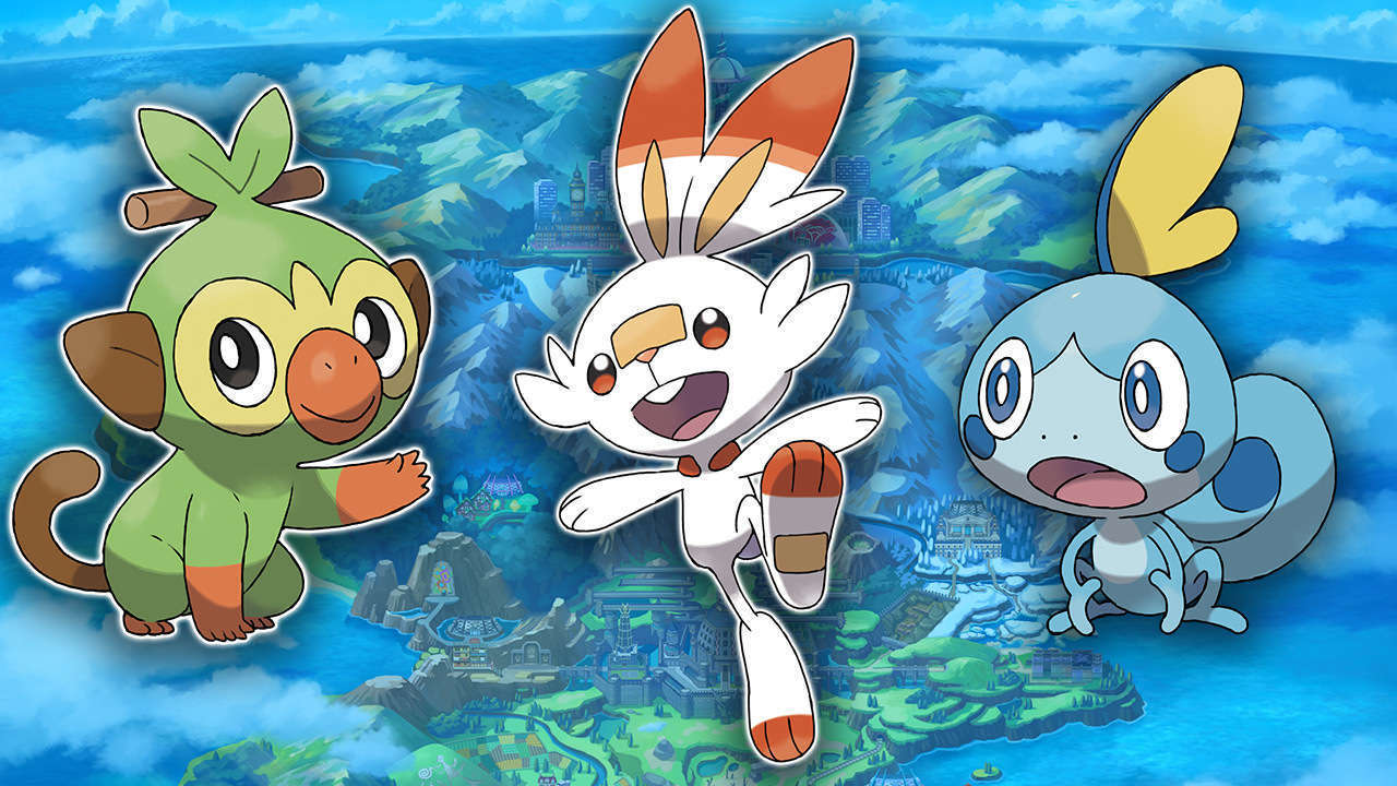 Lots Of Pokemon News Is On The Way Press Conference And Sword