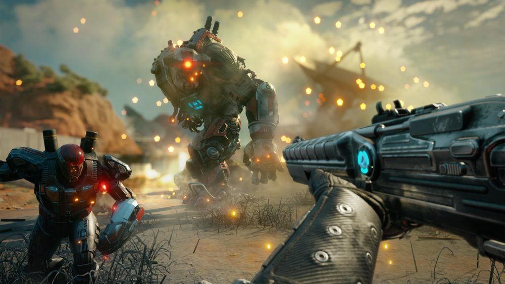 Rage 2, Overdrive, how to use