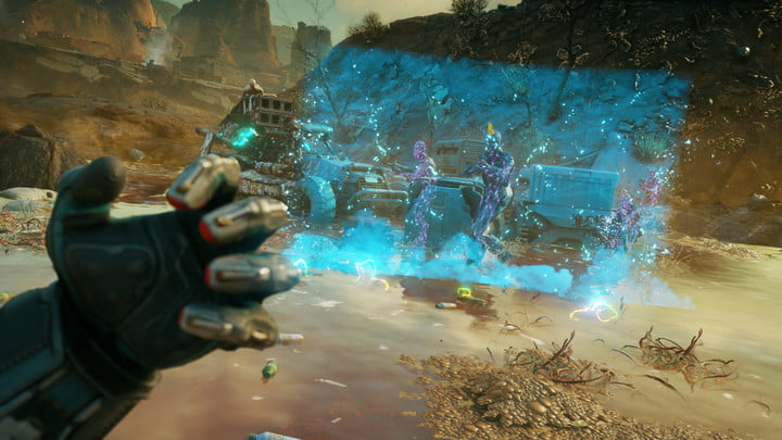 rage 2, upgrade, superpowers