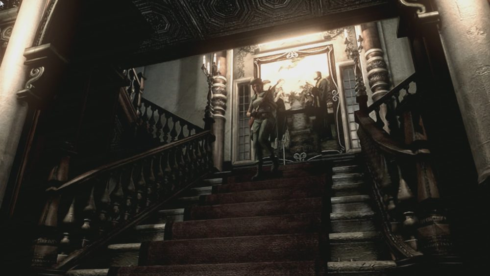 The Original Resident Evil Remake Is the Only RE Switch Port Worth