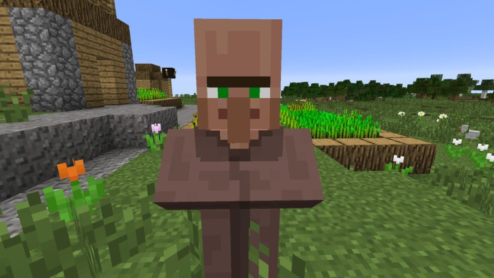 Minecraft: How to Breed Villagers (Version 1 14)