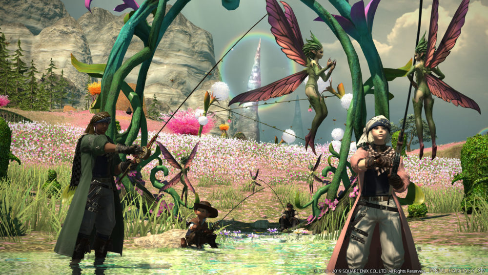 shadowbringers, new areas, ff14