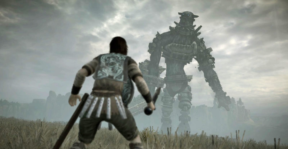 Shadow of the Colossus, Video Game Stories That Are Super Depressing