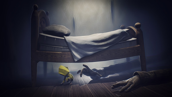 little nightmares, nintendo switch