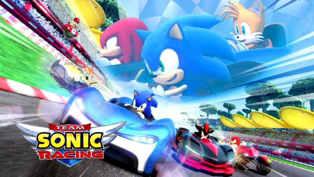 team sonic racing, how to do, tricks, air