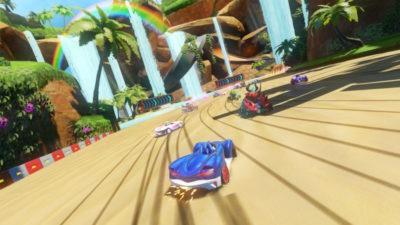 team sonic racing, cross platform