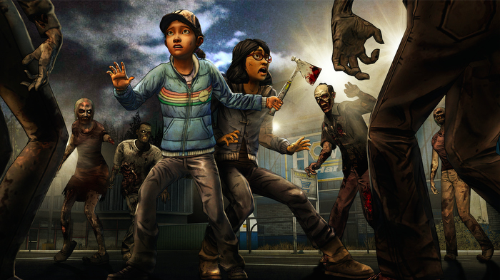Telltale's The Walking Dead Season 2, Video Game Stories That Are Super Depressing