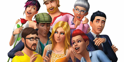 The Sims 4, edit, sims