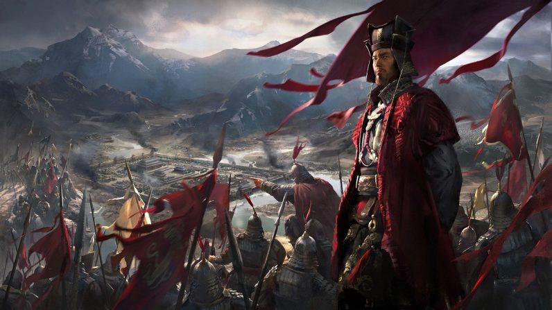 three kingdoms warlord