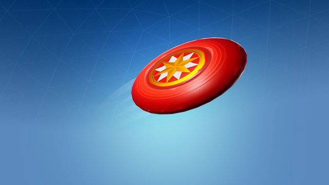throw the flying disc and catch it in Fortnite season 9 week 3 challenge