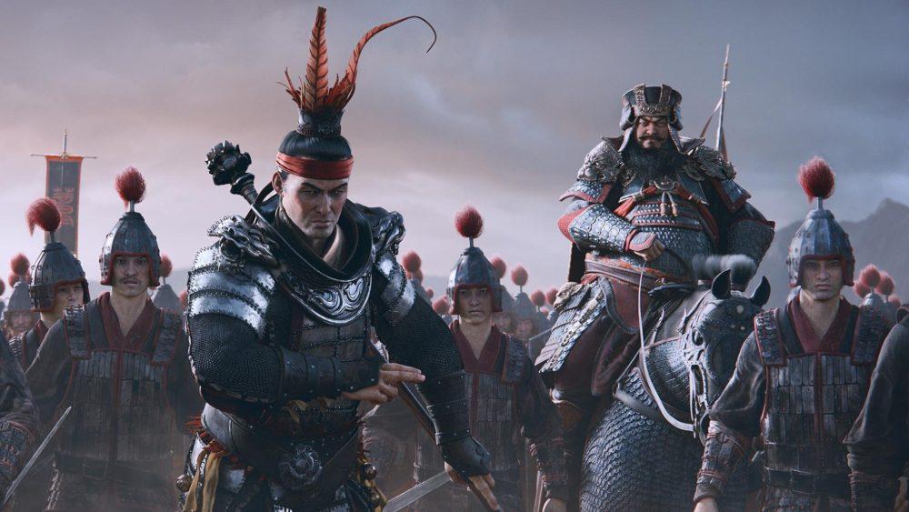 total war three kingdoms, lu bu, how to play as, unlock