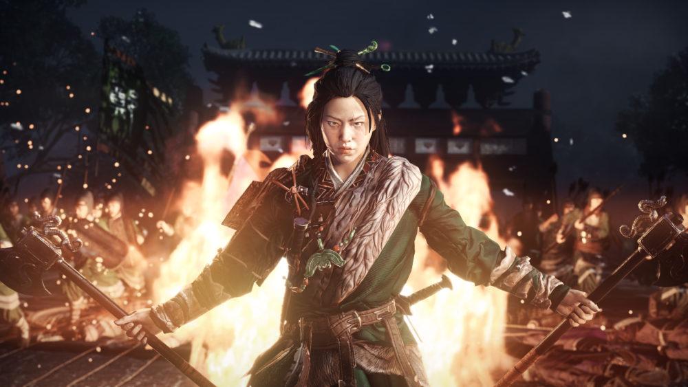 total war three kingdoms, Zheng Jiang