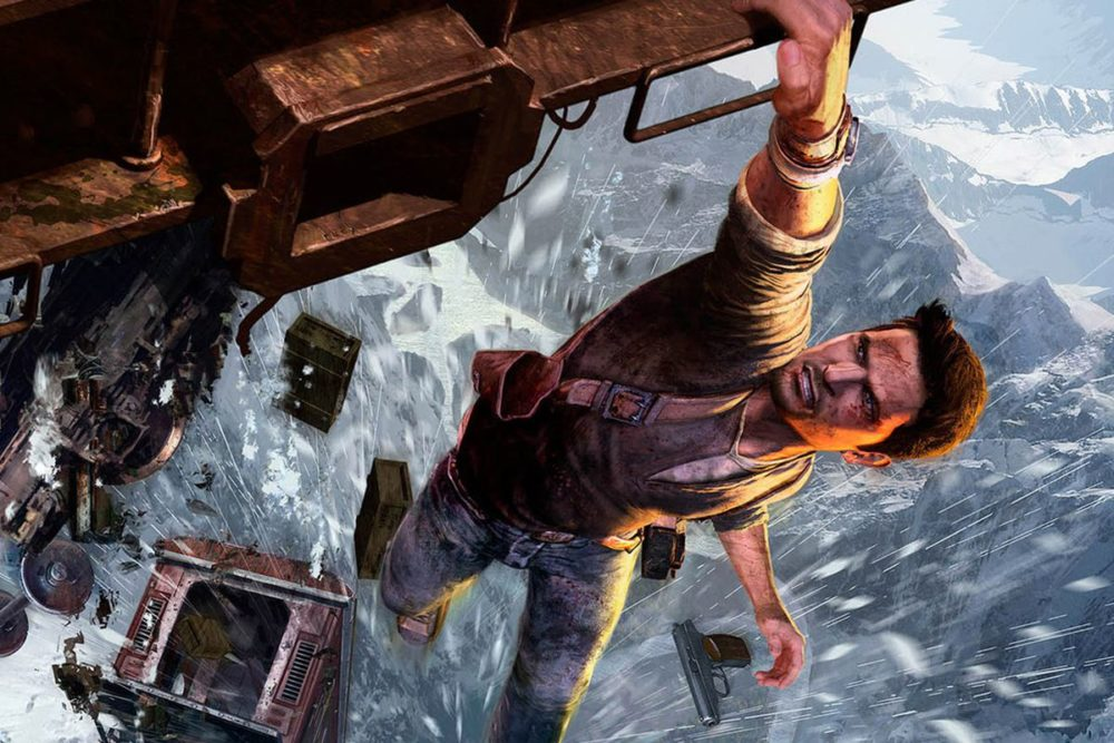 uncharted 2, best intros in video games