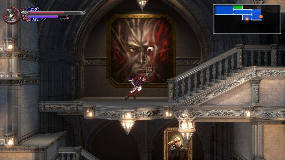 bloodstained, ritual of the night, review