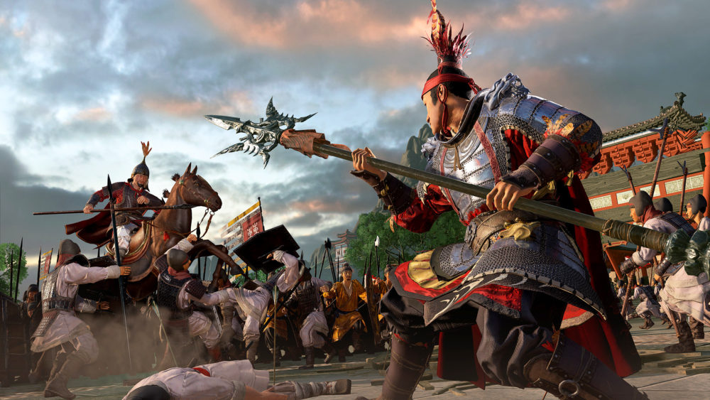 total war, unit size, extreme, three kingdoms