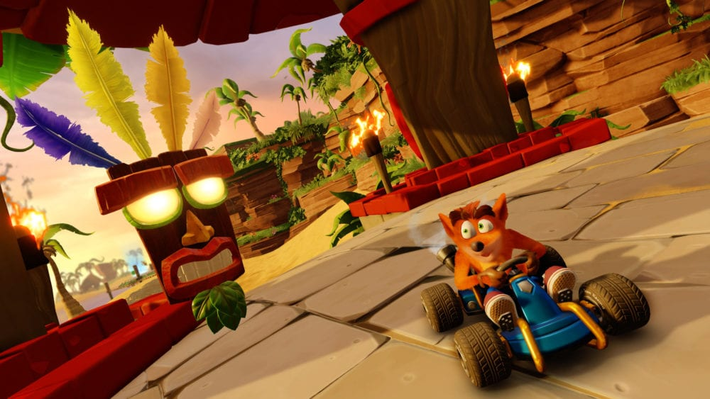Crash Team Racing Nitro-Fueled Preload & Unlock Times (PS4, Xbox One, PC & Switch)