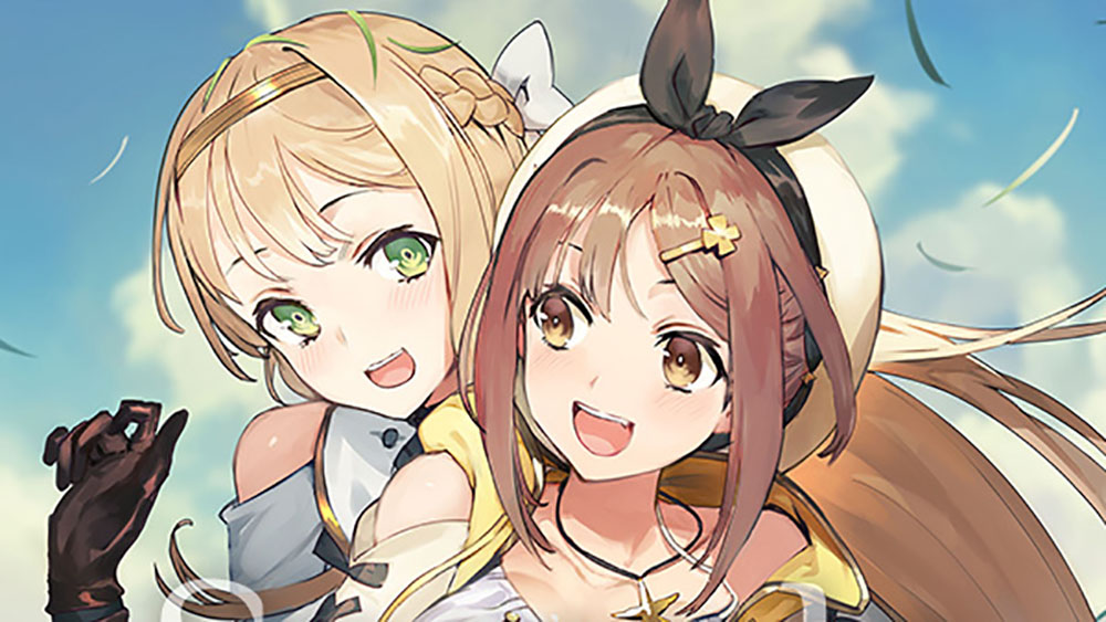 Atelier Ryza: The Queen of Everlasting Darkness and the Secret Hideaway