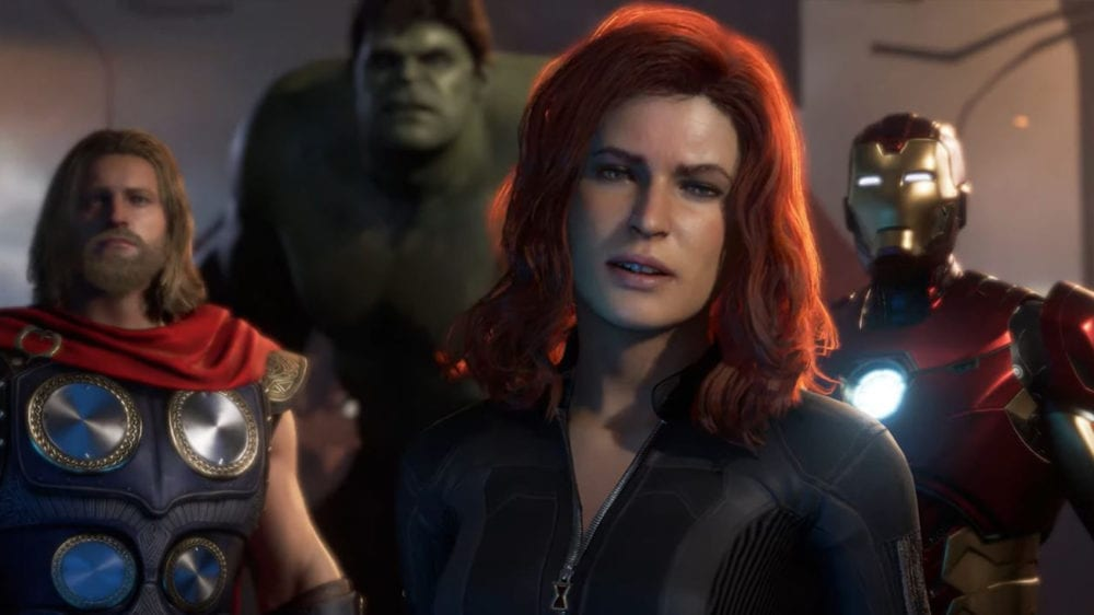 Avengers, voice cast