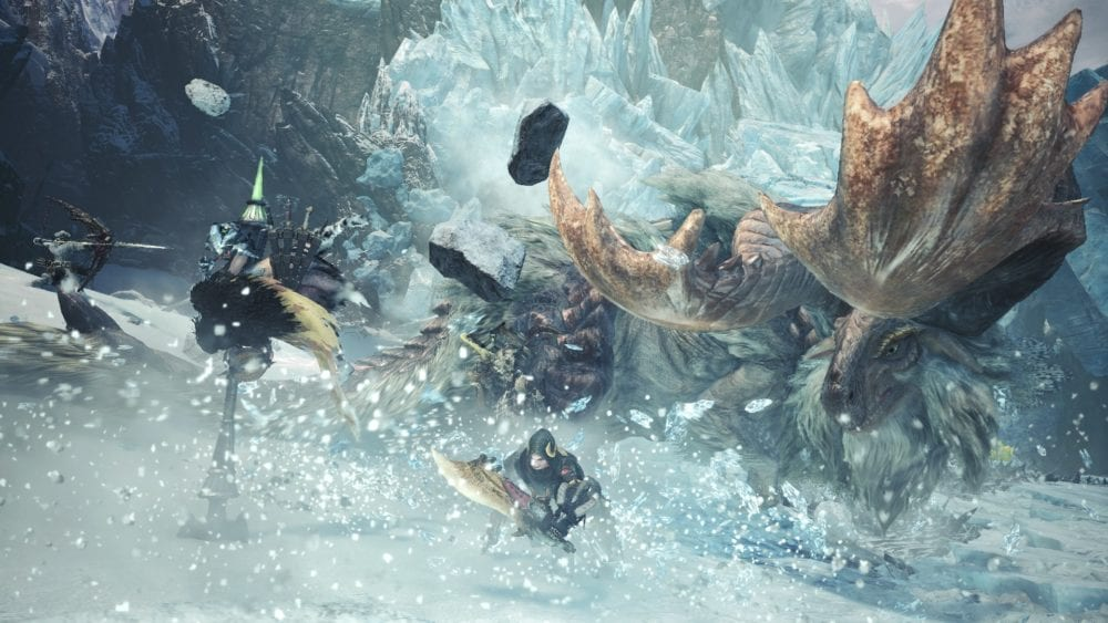 Monster Hunter World: Iceborne, preview, hands-on impressions
