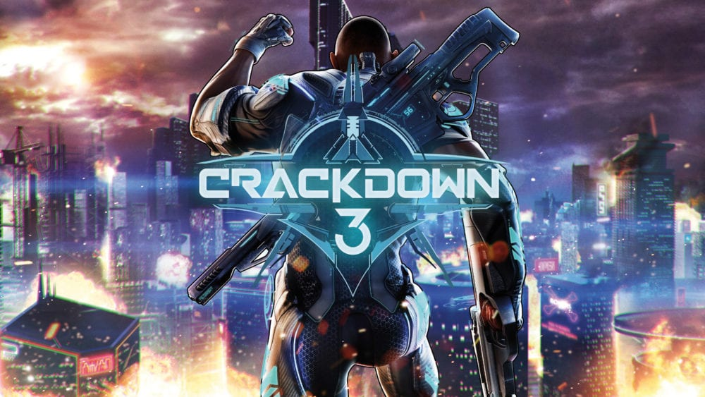 Crackdown 3 Flying High Update