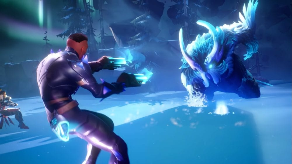 Dauntless Switch Trailer Winterhorn Skraev