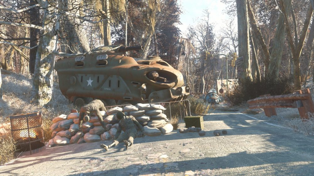 Apocalyptic Commonwealth Fallout 4 mods of May