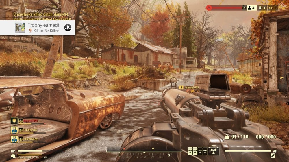 Fallout 76 Nuclear Winter: How to Get Launch Codes, Nuclear