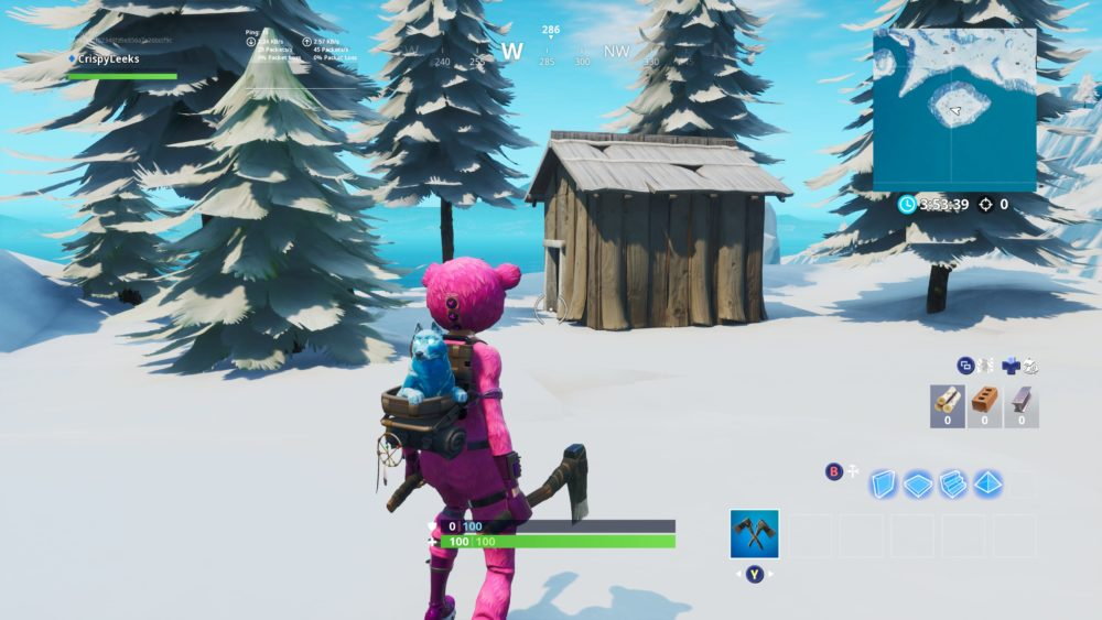 Fortbyte 26 location