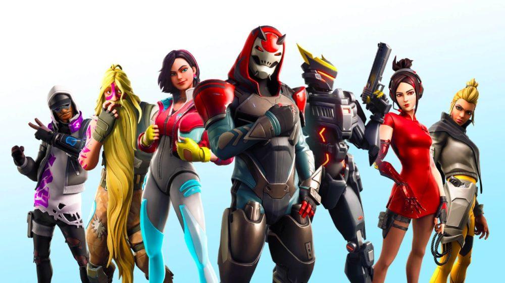 Fortnite Season 9 week 5 challenges