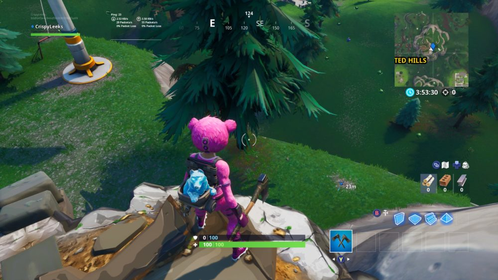 Fortnite Week 5 Secret Star location