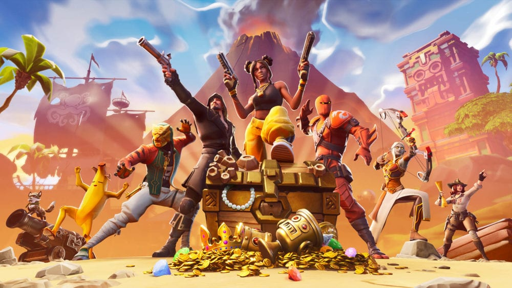 Fortnite, SuperData