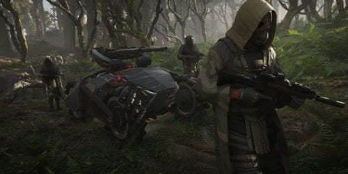 Ubisoft, Tom Clancy's Ghost Recon Breakpoint