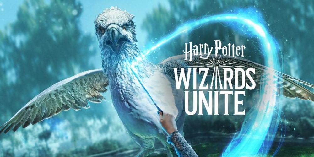 Harry potter wizards unite, adventure sync