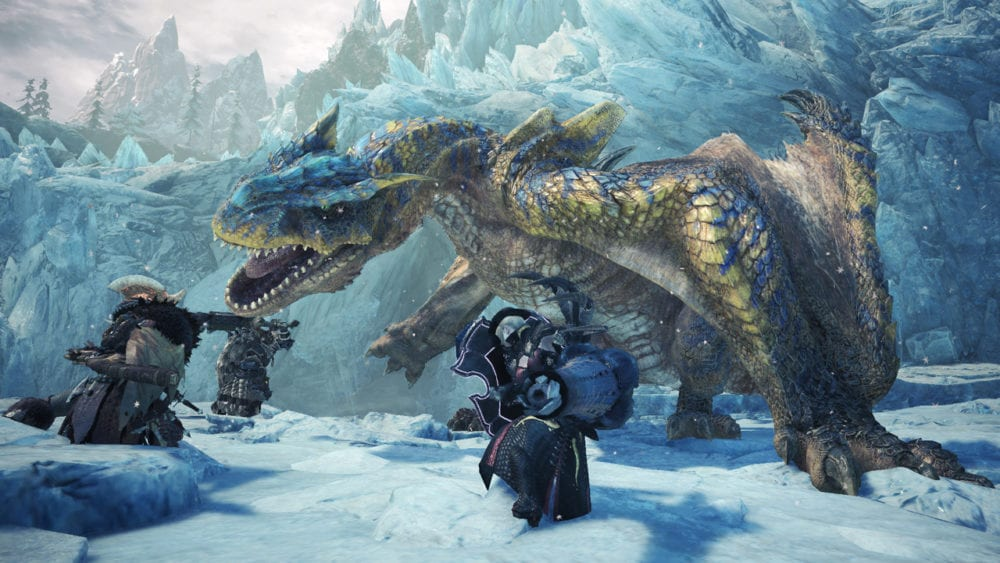 Monster Hunter: World Iceborne Beta