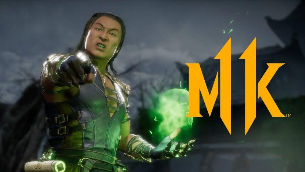 Mortal Kombat 11, mk 11, shang tsung