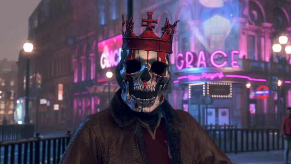 E3, Watch Dogs Legion