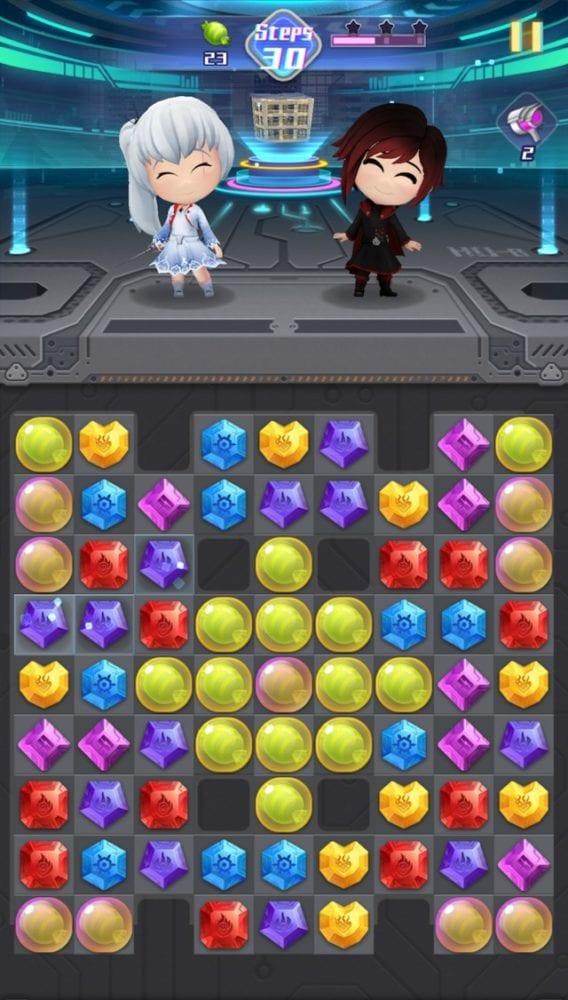 RWBY Crystal Quest, Crunchyroll Games, Rooster Teeth
